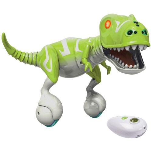 Robots rotaļlieta dinozaurs Spin Master Zoomer Dino