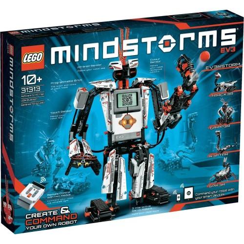 Robots rotaļlieta konstruktors LEGO MINDSTORMS EV3 (31313)