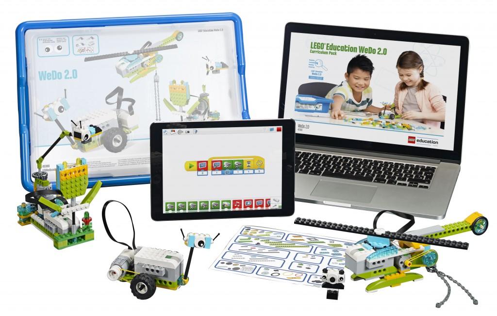LEGO Education WeDo 2.0 core set  (45300)