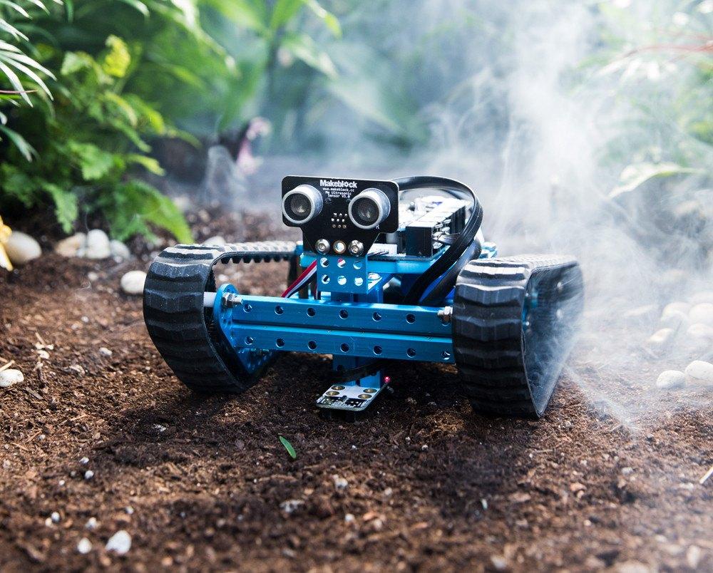Makeblock mBot Ranger robots konstruktors (Bluetooth versija)