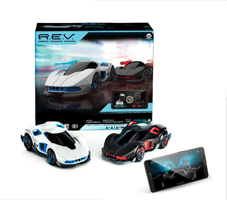 r e v robotic enhanced vehicles